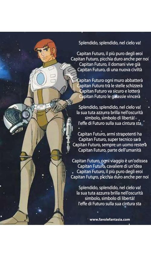 Capitan Futuro_sigla