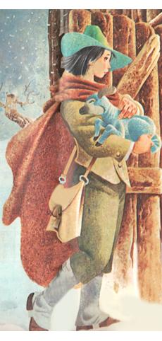 L'agnellino azzurro