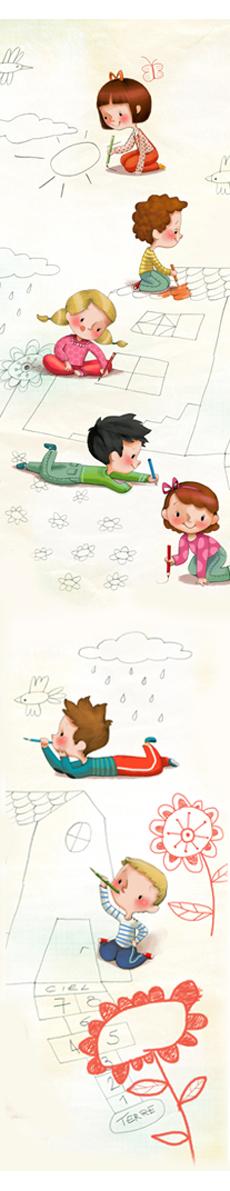 Le illustrazioni nei libri per l'infanzia