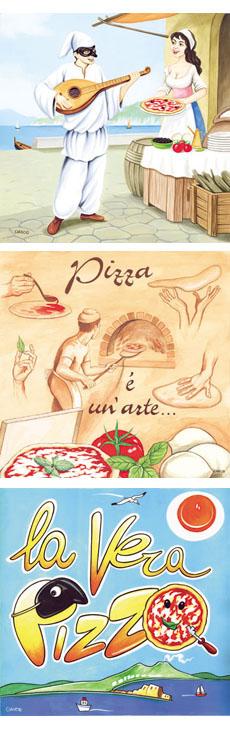 cartoni Pizza_Luca Ciancio