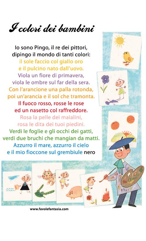 I colori dei bambini