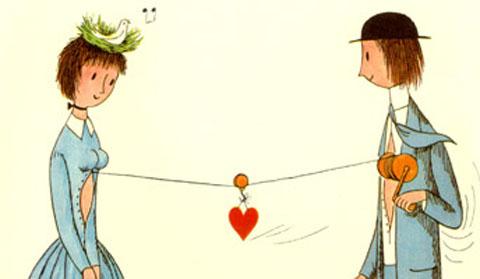 La leggenda di San Valentino