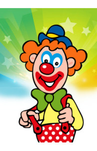 il clown Gedeone
