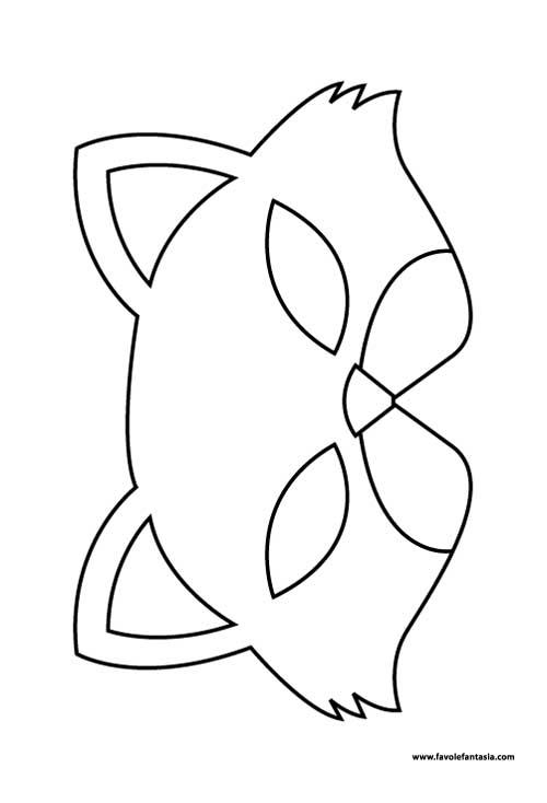 maschera gattino