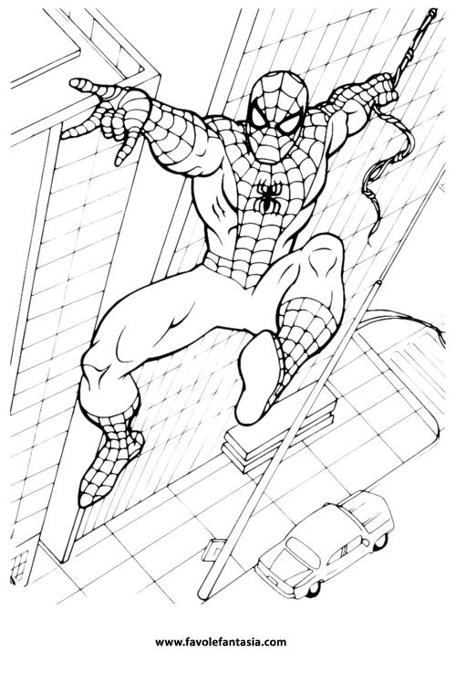 uomo ragno 3