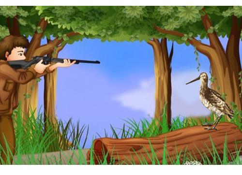 Il cacciatore e il beccaccino