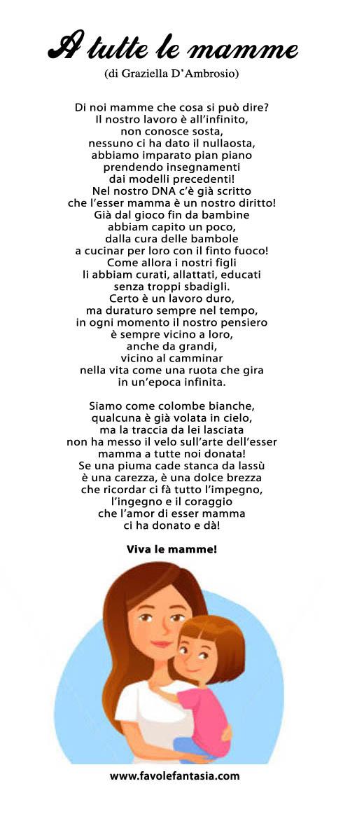 A tutte le mamme_G. D'Ambrosio