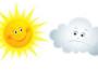Il sole e la nuvola_Gianni Rodari
