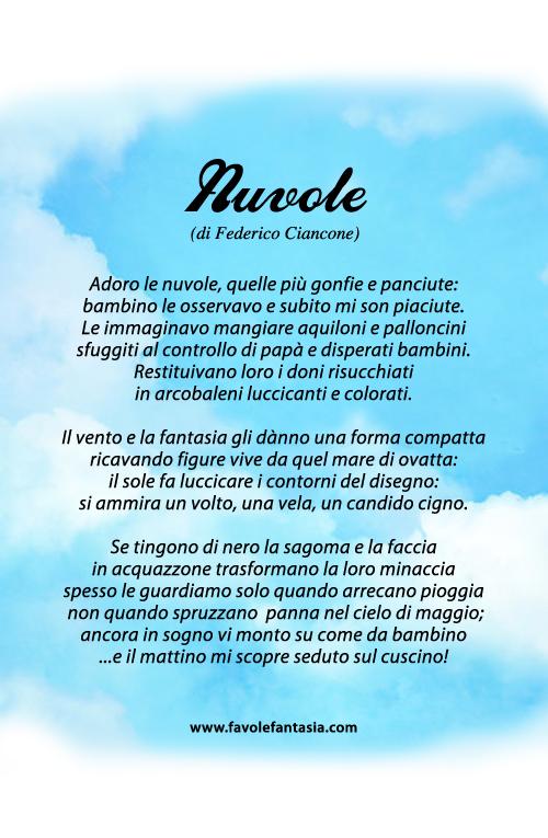 Nuvole_Federico Ciancone
