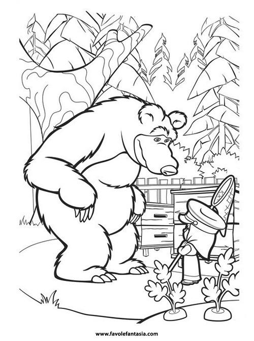 masha e orso 3