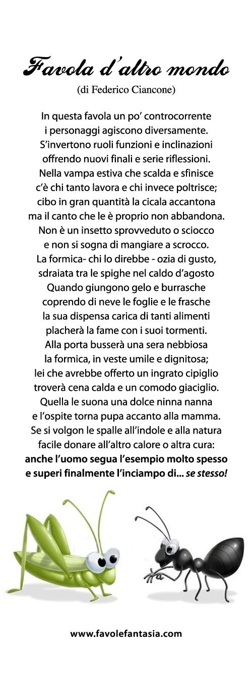 Favola d'altro mondo_Federico Ciancone