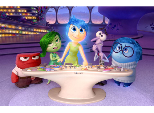 Disney Pixar_inside out