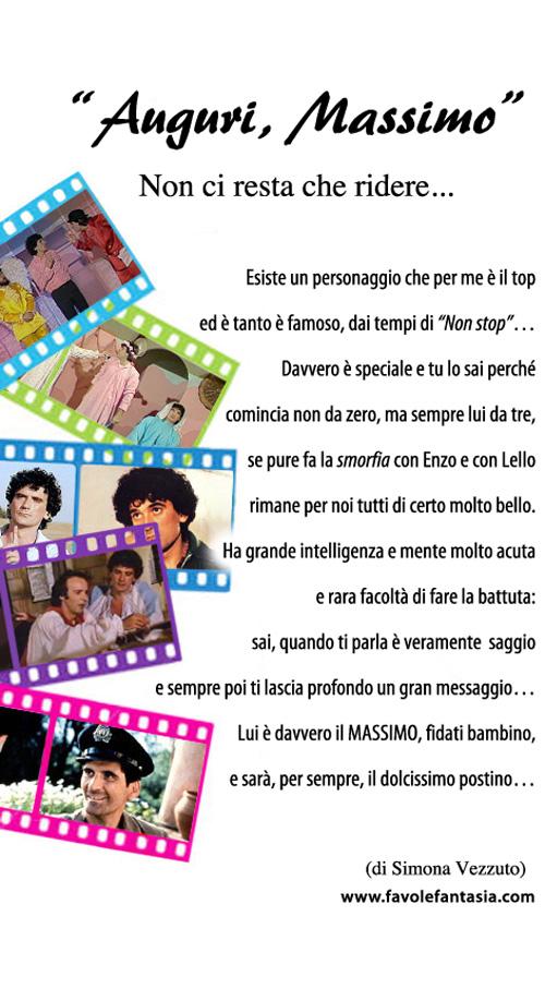 Massimo Troisi_Simona Vezzuto