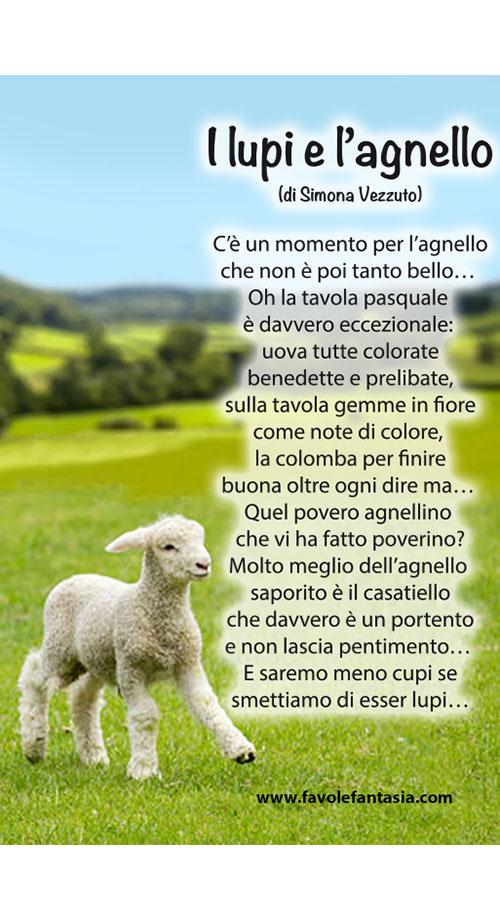 I lupi e l'agnello_Simona Vezzuto