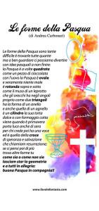 Le forme della Pasqua_Andrea Carbonari