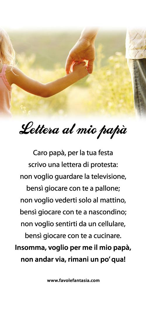 Lettera al mio papà_favolefantasia