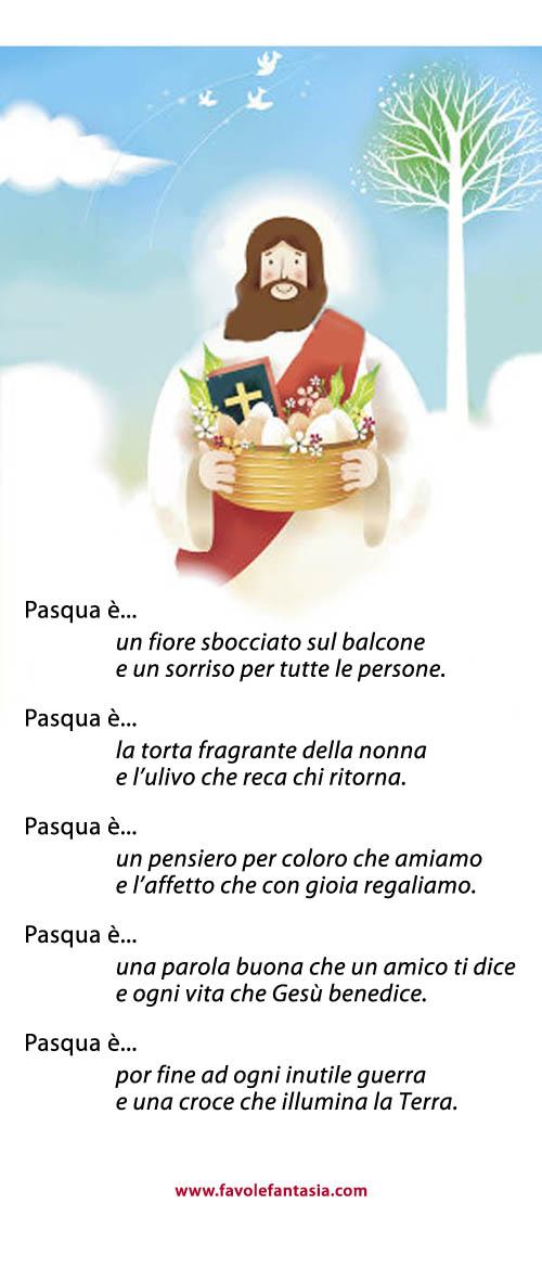 Pasqua è.._filastrocca