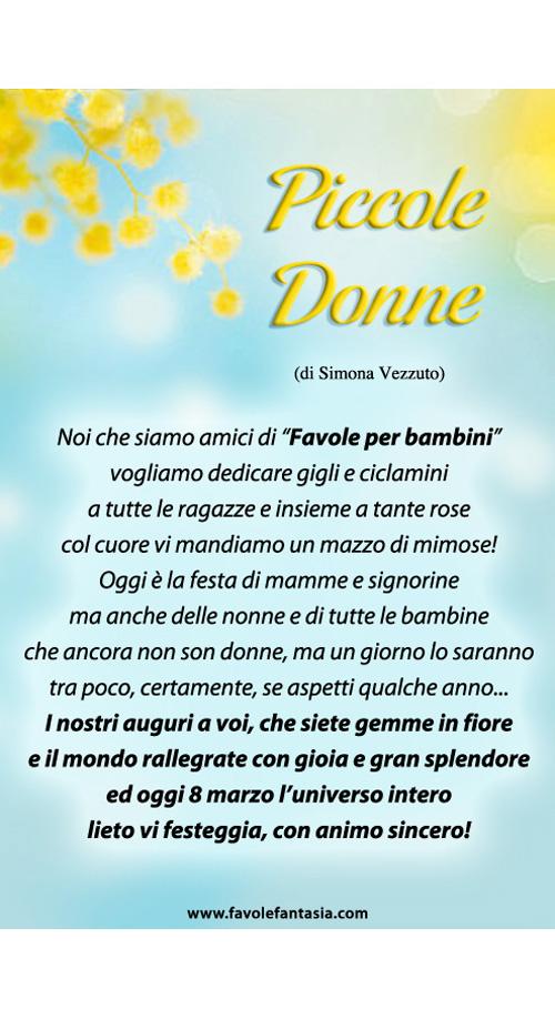 Piccole Donne_Simona Vezzuto