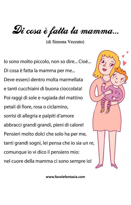 Di cosa è fatta la mamma_Simona Vezzuto