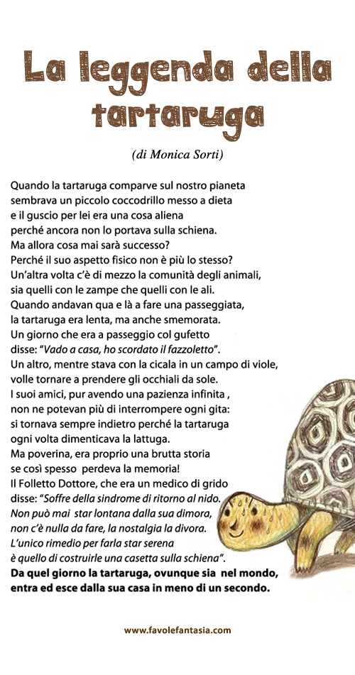 Leggenda tartaruga_Monica Sorti