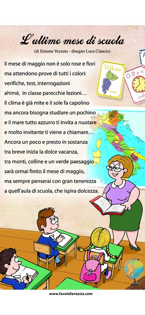 ultimo mese di scuola_Luca Ciancio