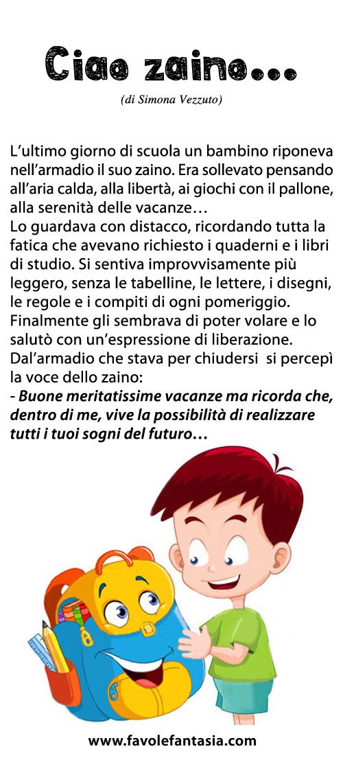 Ciao Zaino_Luca Ciancio