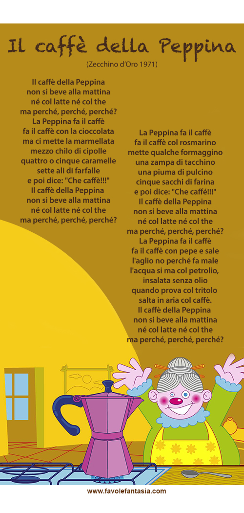 Il caffè della Peppina_testo