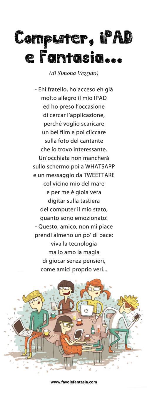Computer e fantasia_Simona Vezzuto
