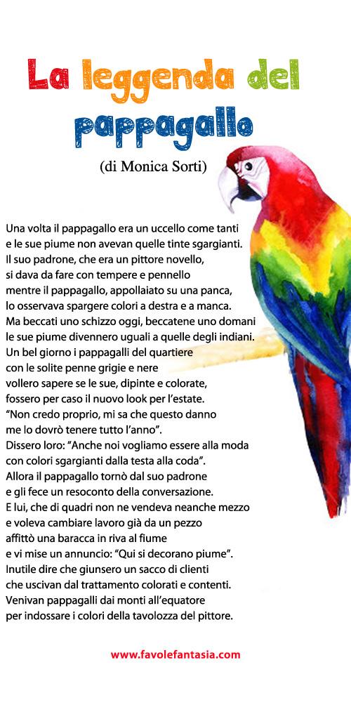 Leggenda pappagallo_Monica Sorti