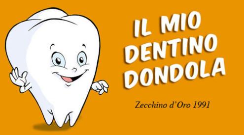Il mio dentino dondola