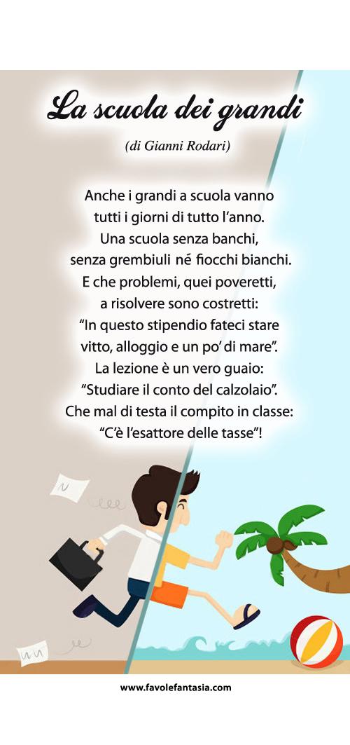 La scuola dei grandi_Gianni Rodari