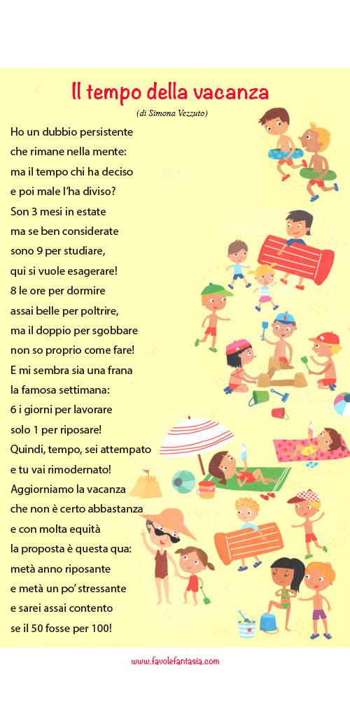 Simona Vezzuto_ tempo della Vacanza