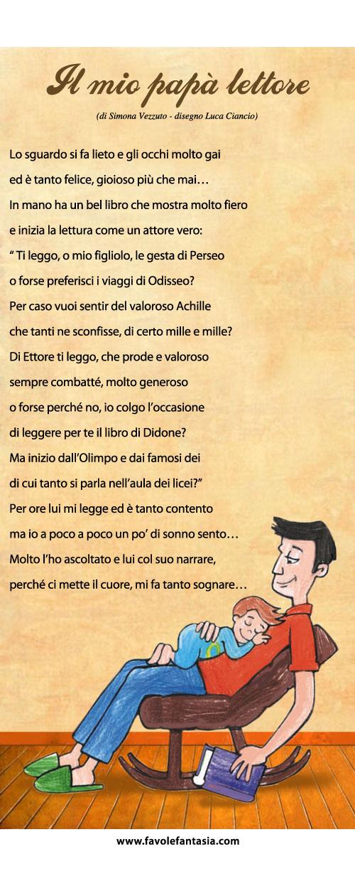 Papà lettore_Luca Ciancio