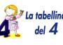 tabellina_del_4 filastrocca