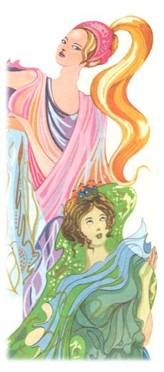 Aracne e Minerva