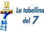 La tabellina_del_7