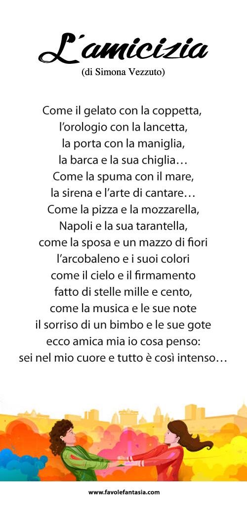 L'amicizia_Simona Vezzuto
