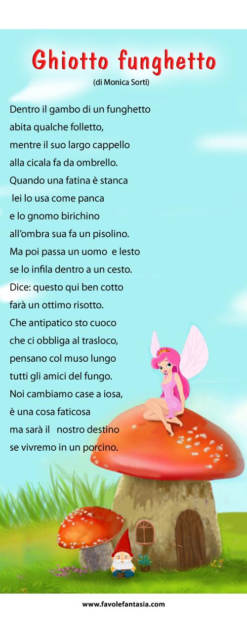 Ghiotto funghetto_Monica Sorti