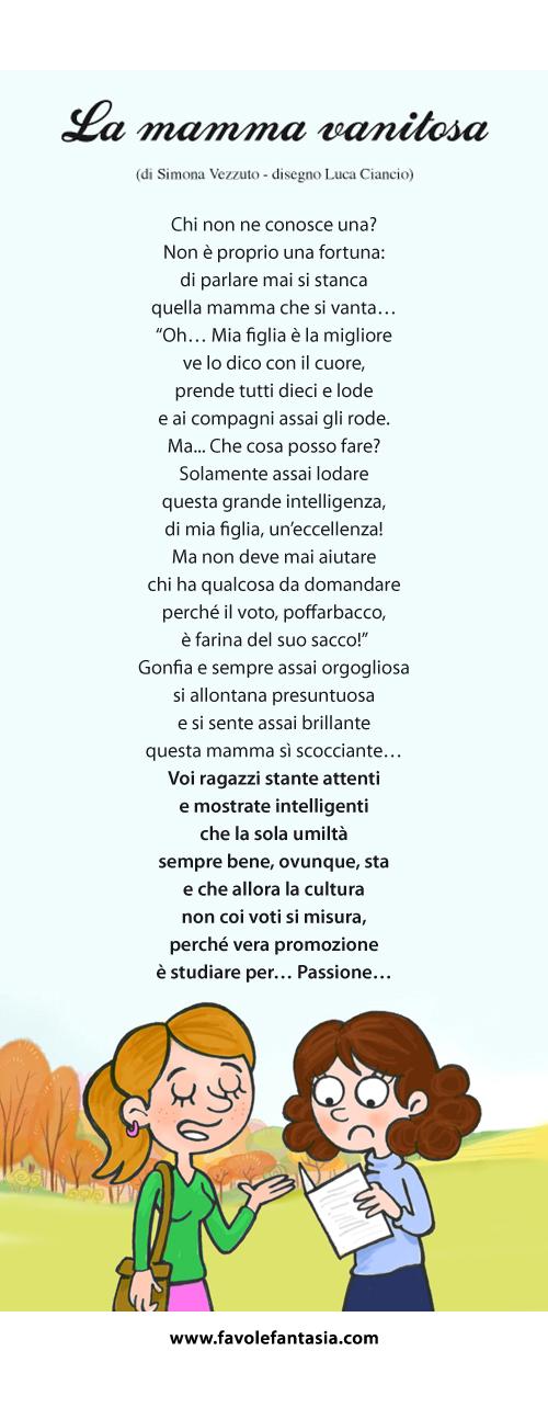 La mamma vanitosa_Simona Vezzuto