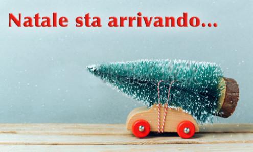 Natale sta arrivando..