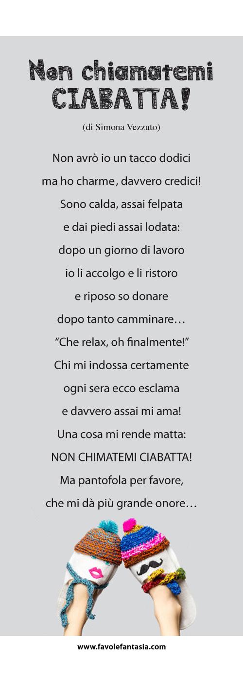 Non chiamatemi ciabatta_Simona Vezzuto