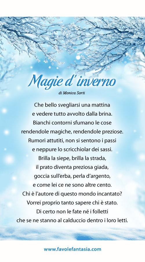 Magie d'inverno_Monica Sorti
