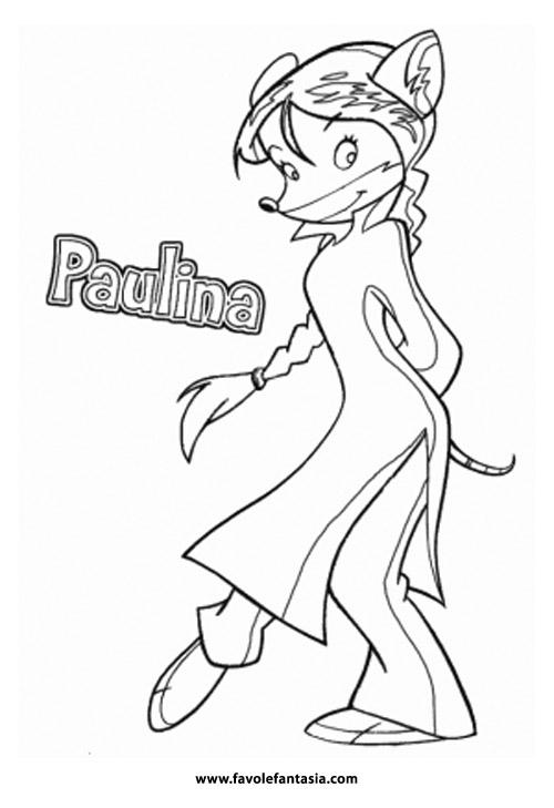 Paulina Tea sister