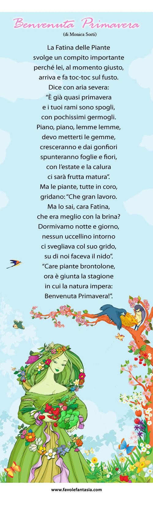 Benvenuta Primavera_Monica Sorti