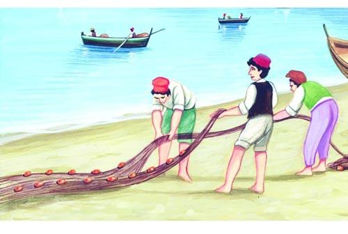 pescatori e le pietre_Luca Ciancio