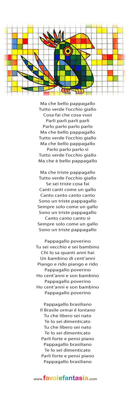 Il Pappagallo_Sergio Endrigo