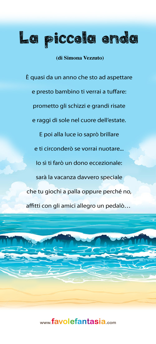 La piccola onda_Simona Vezzuto
