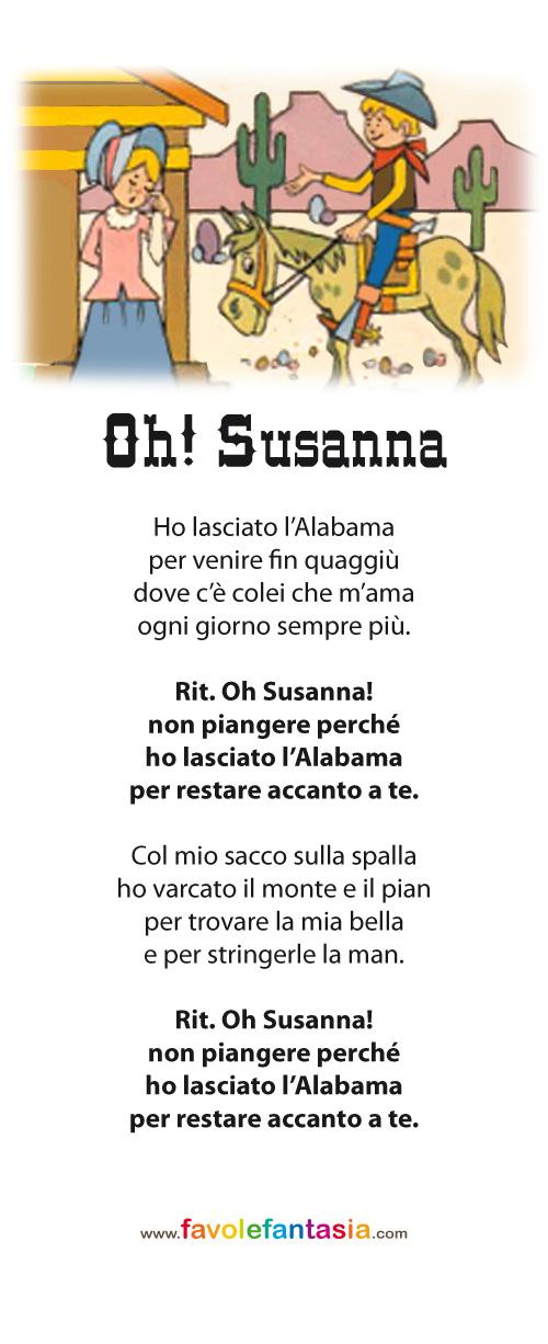 Oh! Susanna 2