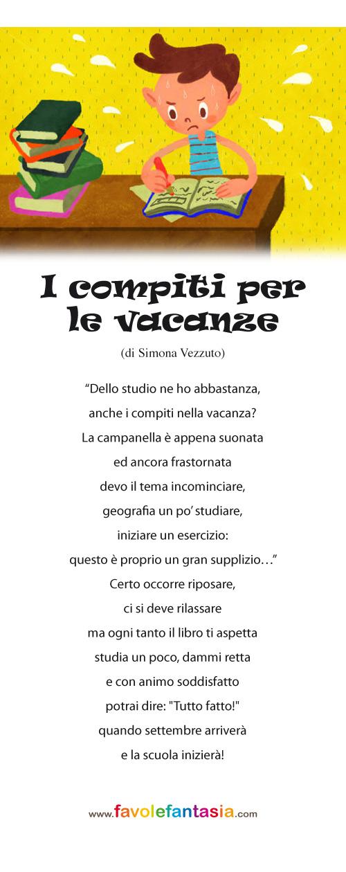 I compiti_simona Vezzuto