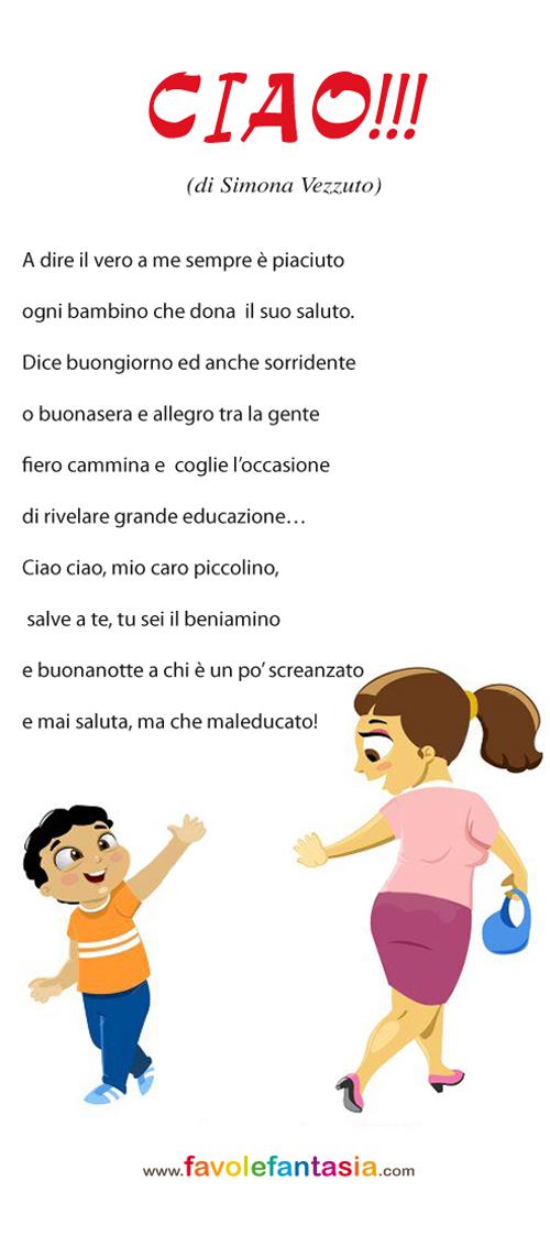 Ciao Favole E Fantasia